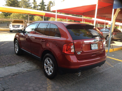 ford edge limited!!!