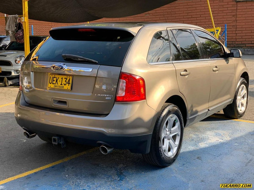 ford edge limited at 3500