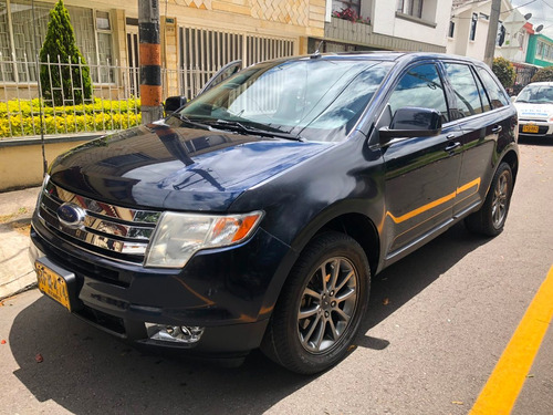 ford edge limited at 3.500 cc 4x4