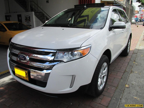 ford edge limited at 3500cc