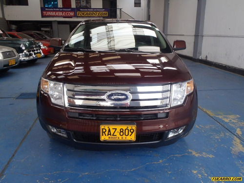 ford edge limited at