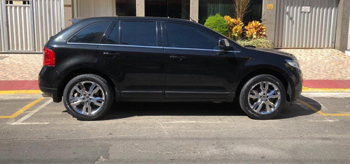 ford edge limited awd  motor 3.5l   v6