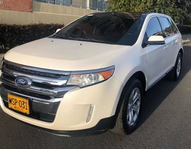 ford edge limited full 4x4