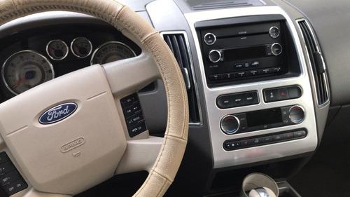 ford edge limited v6 asientos de piel con 3 memorias 2009