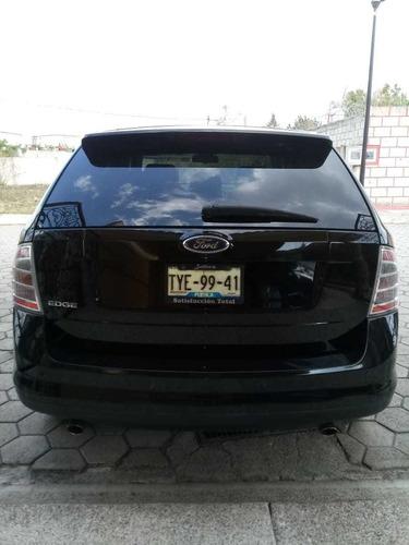 ford edge qc 6 motor 6 cil. negra