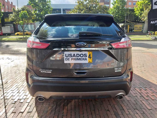 ford edge ride 4x2 2019