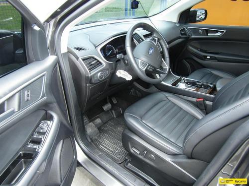 ford edge ride