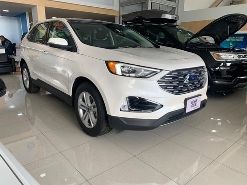 ford edge ride
