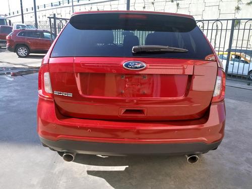 ford edge se 2013 crédito disponible tomo auto a cuenta.