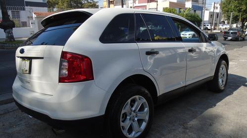 ford edge se 2013  tomo auto