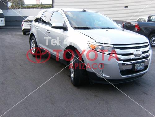 ford edge sel 2012 plata