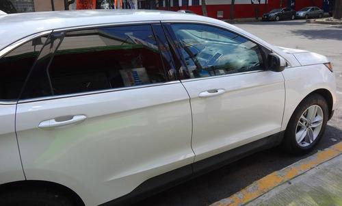 ford edge sel 2015 motor 3.5l v6 blanca 5 puertas