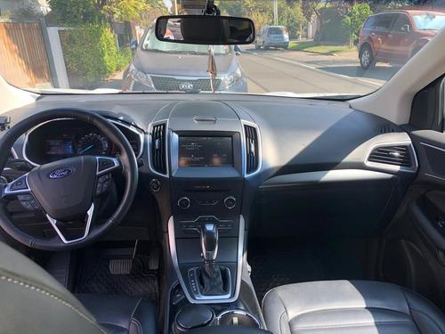 ford edge sel 3.5 2017