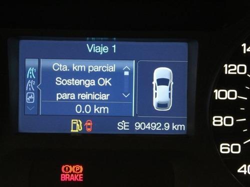 ford edge sel 3.5 v6 24v, blindado n3a avallon, eux0555