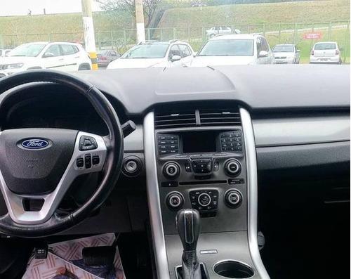 ford edge  sel 3.5 v6 gasolina automático