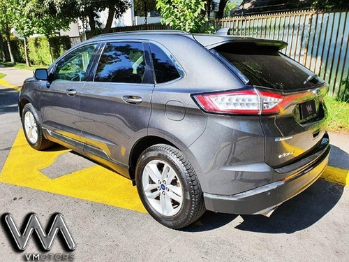 ford edge sel ecoboost 2.0 aut año 2018