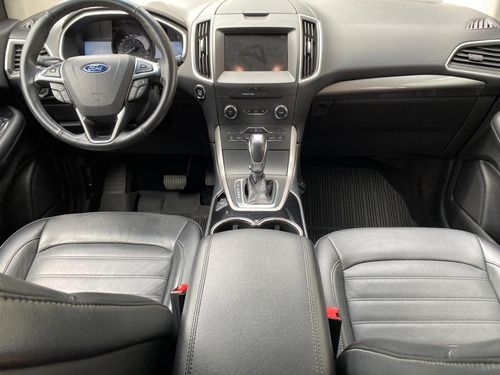 ford edge sel plus 2017