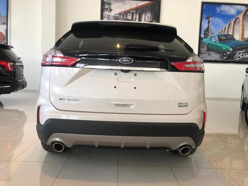 ford edge sel plus 2.0l ecoboost s/q 2019