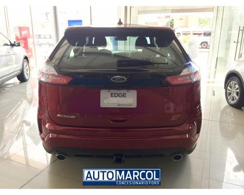 ford edge st motor ecoboost 2.7 2019