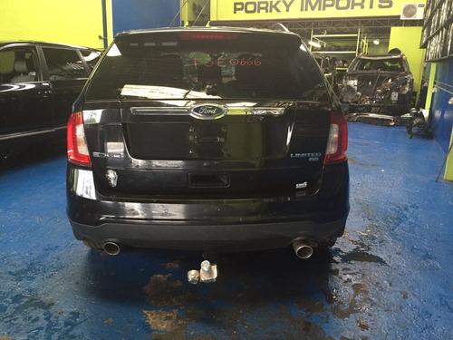 ford edge sucata motor cambio lataria retirada peças