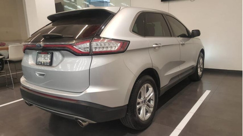 ford edge suv  5p sel plus v6/3.5 aut