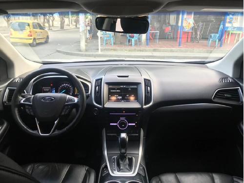 ford edge titanium 2016
