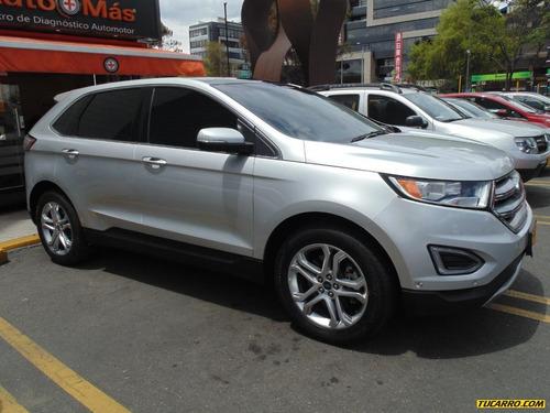ford edge titanium 3.5 at
