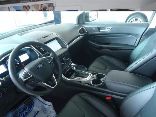 ford edge titanium 4x4 2017