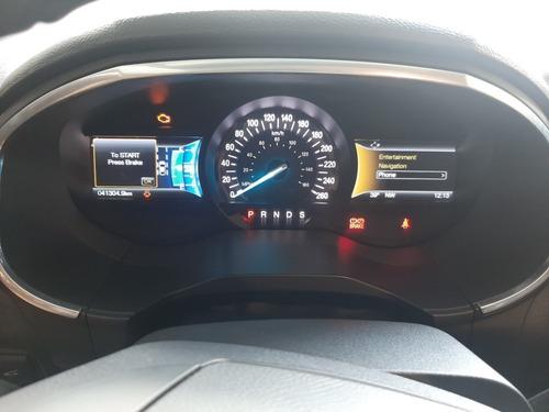 ford edge titanium aut 4x4