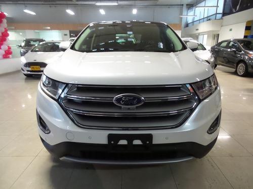 ford edge titaniun 2017