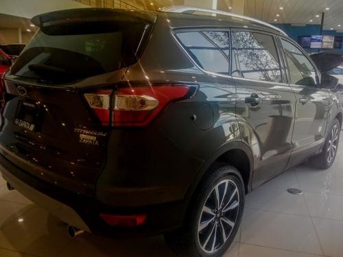 ford escape 2.0 titanium ecoboost at 2018 ¡la mejor!