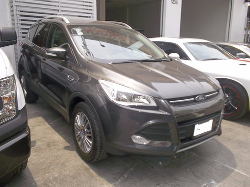 ford escape 2.0 trend advance ecoboost at 2016 gris