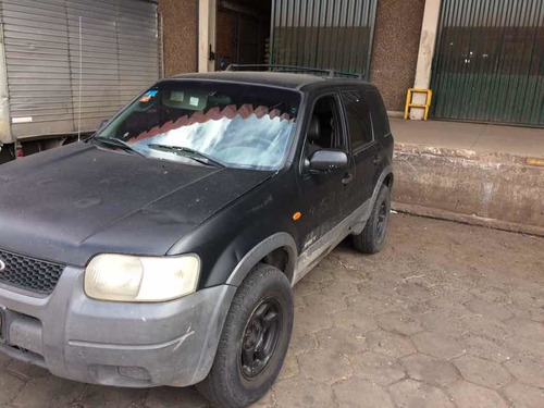 ford escape 2.0 xls 4x2 2001