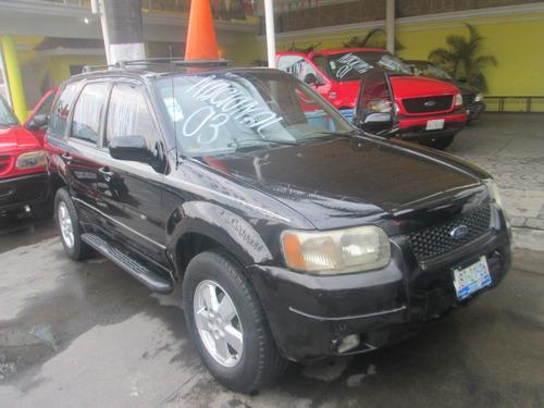 ford escape 2.0 xls tela at 2003