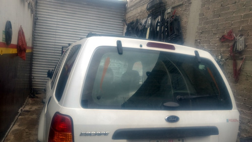 ford escape 2.0 xls tela l4 at 2007
