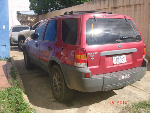 ford escape 2007 4x4 xlt