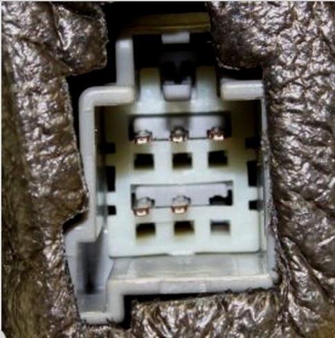 ford escape 2008 - 2010 espejo derecho electrico nuevo!! #
