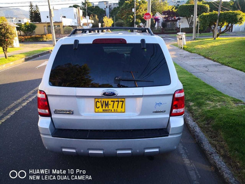 ford escape 2008 3.0 xlt