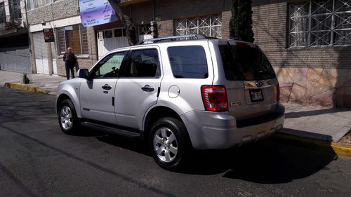 ford escape 2008 en piel limited q/c en excelente estado