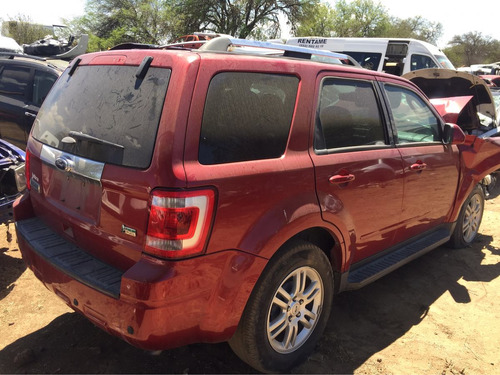 ford escape 2010  solo por partes