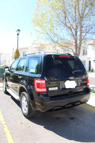 ford escape 2010 xls t.automática