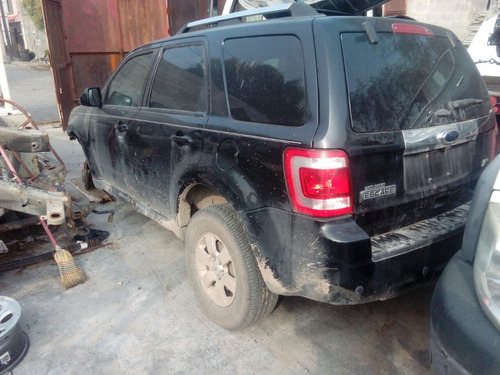 ford escape 2011 limited negra yonkes