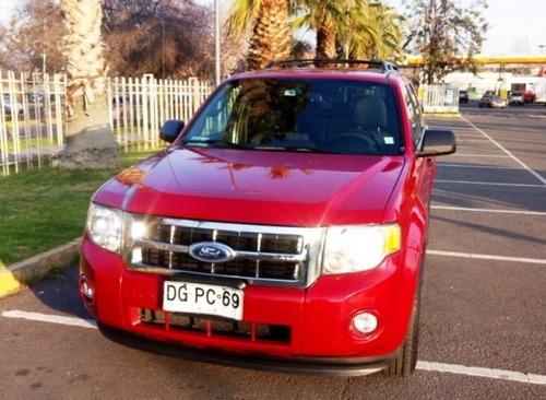 ford escape 2011 xlt 4x2 automatica unico dueño