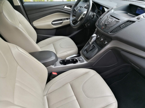 ford escape 2016 piel totalmente equipada 16,000 kilómetros