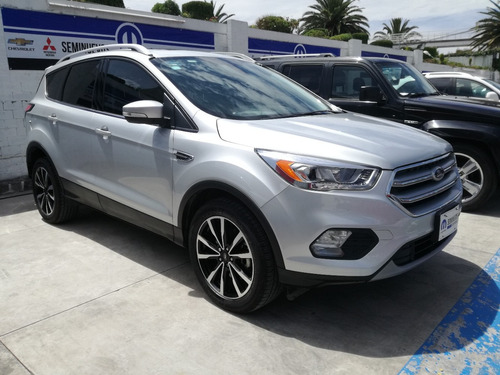 ford escape 2017 titanium turbo