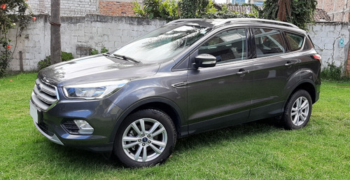 ford escape 2019 unico dueño flamante