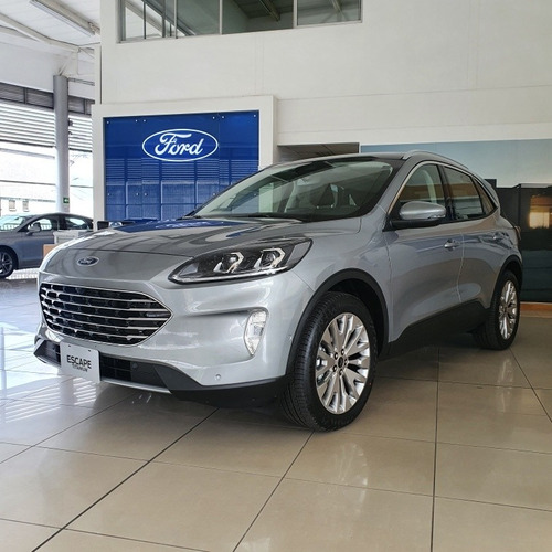 ford escape 2021 2.0 titanium