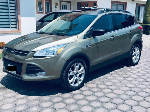 ford escape 2.5 se plus piel limited t/pano at 2013