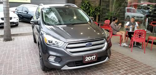 ford escape 2.5 titanium at 2017