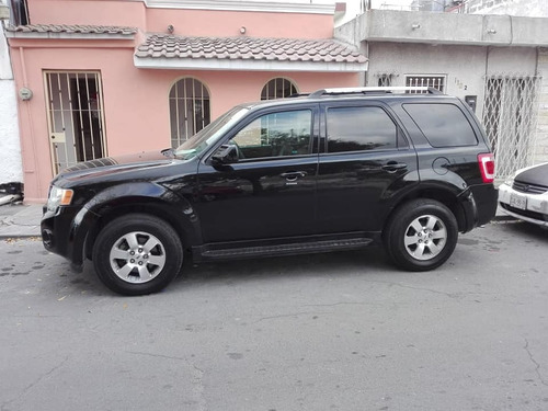 ford escape 3.0 xlt piel limited at v6 2010